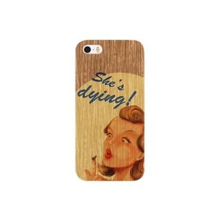 yadokugirl Smartphone cases