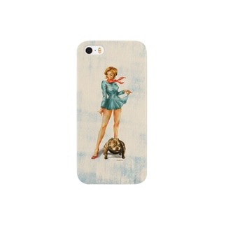 pitbullgirl Smartphone cases