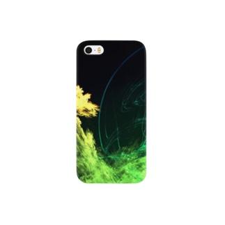炎の惑星 Smartphone cases