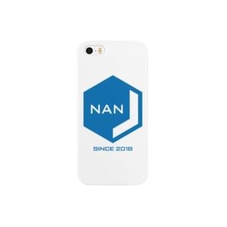NANJCOIN公式ロゴ入り スマートフォンケース