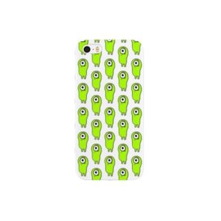 こんどろいちんしゅうごう Smartphone cases