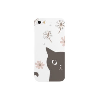 hana-white Smartphone cases