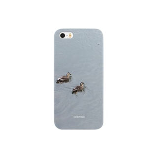 10/13 カモたち HOMETOWN Smartphone cases