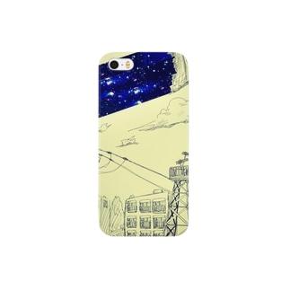 夜の魔法 Smartphone cases