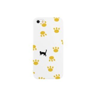 和色~猫~ Smartphone cases