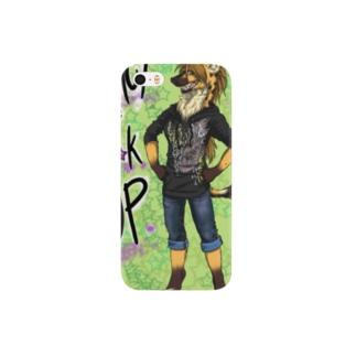 Hyena girl Smartphone cases