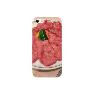 牛タン Smartphone cases
