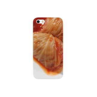 ロールキャベツ Smartphone cases