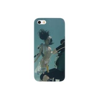 スプライトの水中ニーソプラス:P96 Smartphone cases