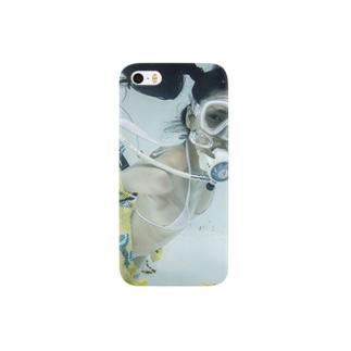 水中ニーソプラス:P91 Smartphone cases