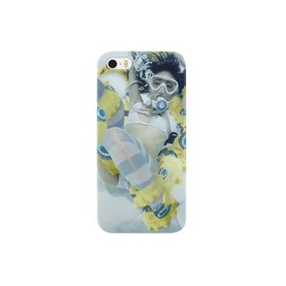 水中ニーソプラス:P89 Smartphone cases