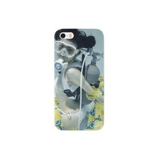 水中ニーソプラス:P87 Smartphone cases