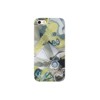 水中ニーソプラス:P85D Smartphone cases