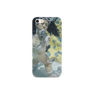 水中ニーソプラス:P84 Smartphone cases