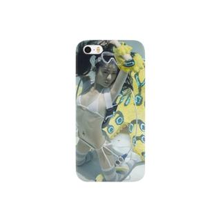 水中ニーソプラス:P83 Smartphone cases