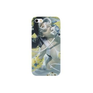 水中ニーソプラス:P80 Smartphone cases