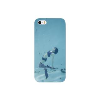 水中ニーソプラス:P44 Smartphone cases