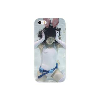 水中ニーソプラス:P39F Smartphone cases
