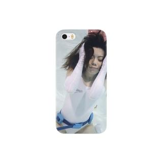 水中ニーソプラス:P39E Smartphone cases