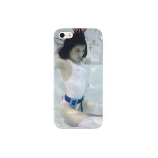 水中ニーソプラス:P39D Smartphone cases