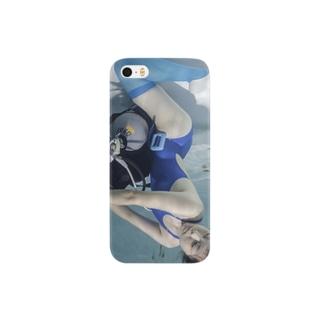 水中ニーソプラス:P39A Smartphone cases