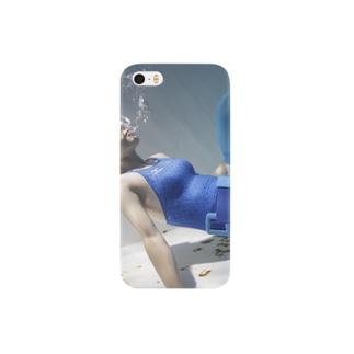 水中ニーソプラス:P38 Smartphone cases
