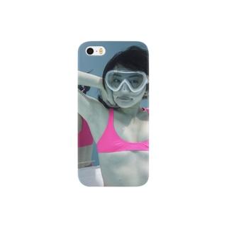 水中ニーソプラス:P34E Smartphone cases