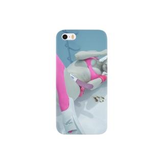 水中ニーソプラス:P34C Smartphone cases