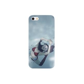 水中ニーソプラス:P27 Smartphone cases