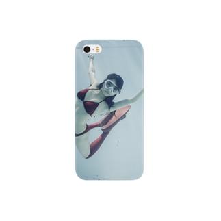 水中ニーソプラス:P26 Smartphone cases
