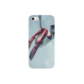 水中ニーソプラス:P25E Smartphone cases
