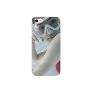 水中ニーソプラス:P25B Smartphone cases