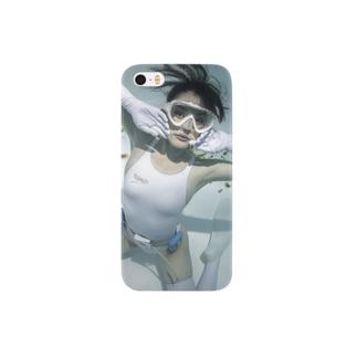 水中ニーソプラス:P22D Smartphone cases