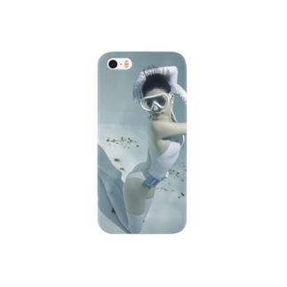 水中ニーソプラス:P22C Smartphone cases