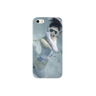 水中ニーソプラス:P22A Smartphone cases