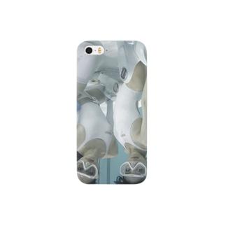 水中ニーソプラス:P18 Smartphone cases