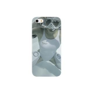 水中ニーソプラス:P16 Smartphone cases