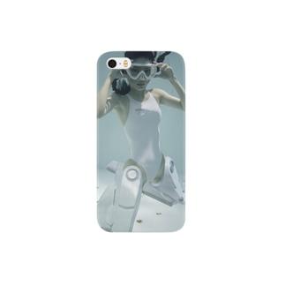 水中ニーソプラス:P15 Smartphone cases