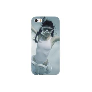 水中ニーソプラス:P14 Smartphone cases