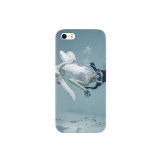 水中ニーソプラス:P11 Smartphone cases