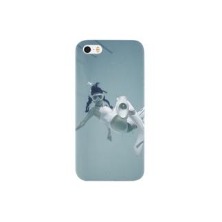 水中ニーソプラス:P09 Smartphone cases
