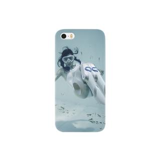 水中ニーソプラス:P08 Smartphone cases