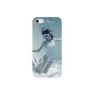 水中ニーソプラス:P07 Smartphone cases