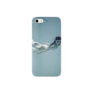 水中ニーソプラス:P05 Smartphone cases