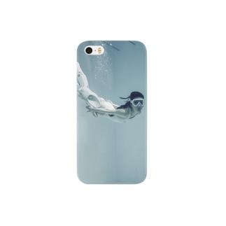 水中ニーソプラス:P04 Smartphone cases