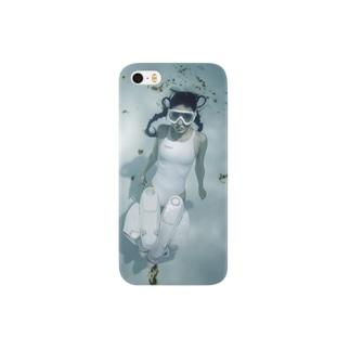 水中ニーソプラス:表2 Smartphone cases