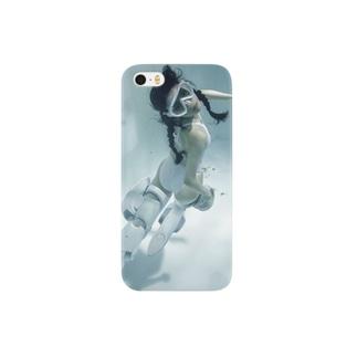 水中ニーソプラス:表1 Smartphone cases