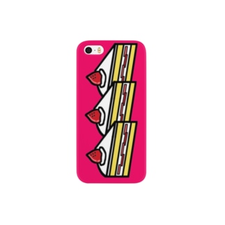 cakes pink Smartphone cases