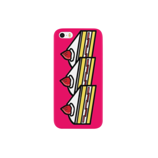 ameyoのcakes pink Smartphone cases