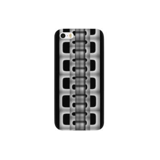 zipper スマートフォンケース